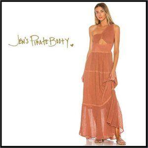 NWOT JEN'S PIRATE BOOT Iberian Maxi Dress Size S